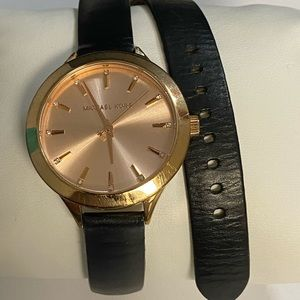 Michael Kors MK2553 Slim Runway Watch.